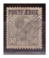 Dänemark: Postfähre-(Parket-)marke Nr. 9,  Gestempelt - Paketmarken