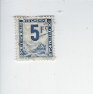 France Colis Postaux N° 4 Oblitéré 1944-47 - Oblitérés