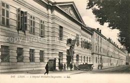 13366367 Lyon_France Hopital Militaire Desgenettes Lyon France - Lyon