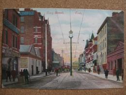 King Street, Co. Cork, Ireland - Posted 1907 - Cork