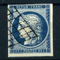 Francia Nº 4. Año 1850 - 1849-1850 Cérès