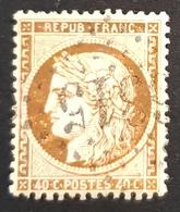 1870, Ceres, 40c Orange, France, Republique Français - 1870 Besetzung Von Paris