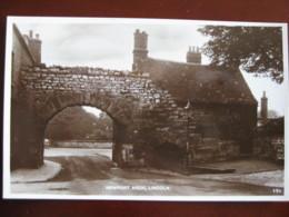 Newport Arch, Lincoln, Lincolnshire - RP - Lincoln