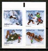 Sweden 2007 Suecia / Christmas MNH Nöel Navidad Weihnachten / Kn18  34-14 - Natale