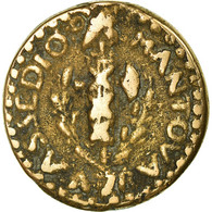 Monnaie, États Italiens, MANTUA, Soldo, 1799, Siège De Mantoue, TB+, Copper - Regional Coins