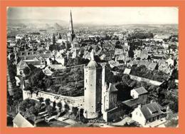 A315/185 71 - AUTUN La Tour Des Ursulines Au Fond - France
