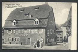 +++ CPA - Allemagne - Gasthaus Zum Baren Von Karl August Riehle In SEELBACH  // - Freiburg I. Br.