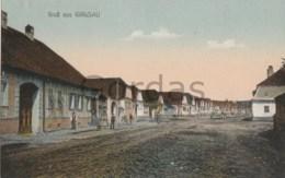 Romania - Gruss Aus Grislau - Gireslau - Bradu - Jud. Sibiu - Romania