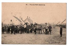 FORT MARDYCK LA PLACE TRES ANIMEE - France