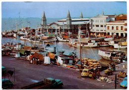 Brasil - Belém - Port - Boats - Cars - Belém
