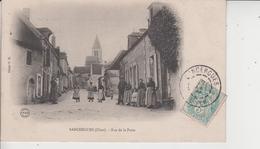18 SANCERGUES  -  Rue De La Poste  - - Sancergues