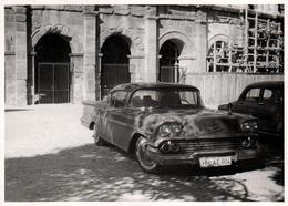 Photo Originale Chevrolet Impala Coupé De 1958 Première Génération - Automobiles