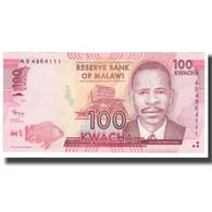 Billet, Malawi, 100 Kwacha, 2012, 2012-01-01, KM:59, NEUF - Malawi