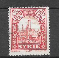 1932 - 1935 : Même Types. N°219 Chez YT. (Voir Commentaires) - Siria (1919-1945)