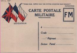 MILITARIA-Carte Postale Militaire : Taisez-Vous... - War 1914-18