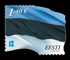 Estonia 2020 Mih. 915II National Flag MNH ** - Estonia