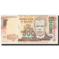 Billet, Malawi, 500 Kwacha, 2012, 2012-01-01, KM:61, NEUF - Malawi