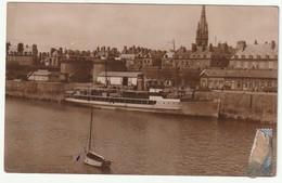 """35 - Saint Malo -  """" Le Dinard """" Dans L'avant-port - Saint Malo"""