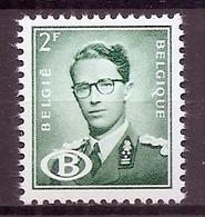 BELGIE  Boudewijn Bril * S 59a  (3) * Postfris Xx * DIENSTZEGEL * DOF PAPIER - Service