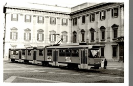 Photographie D'un Tramway Milano - Treni