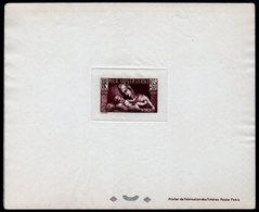 Epreuve De Luxe YT N° 356 - Cote: 90 € - - Epreuves De Luxe
