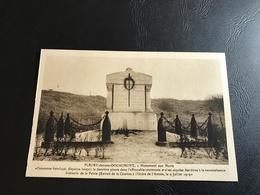 FLEURY Devant DOUAUMONT Monument Aux Morts - Monuments Aux Morts