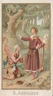 S.ARNOLDUS..-ZEER OUD HEILIG PRENTJE - Religion & Esotericism