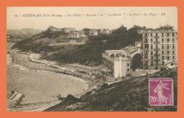 A501 / 301 64 - GUETHARY Les Hotels Le Port La Plage - Zonder Classificatie