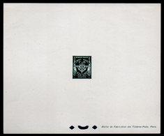 Epreuve De Luxe YT FM N° 11 - Franchise Militaire - Epreuves De Luxe