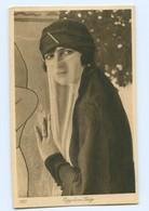 U1962/ Egyptian Lady Ägypten Junge Verschleierte Frau AK Verlag:Lehnert Landrock - Cartes Postales