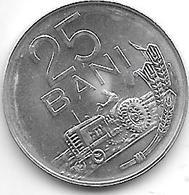 *romania 25 Bani 1982  Km 94a    Bu/ms65 - Roumanie