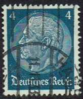 DR,1933, MiNr 483, Gestempelt - Alemania