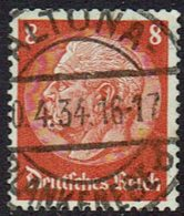 DR,1933, MiNr 485, Gestempelt - Used Stamps