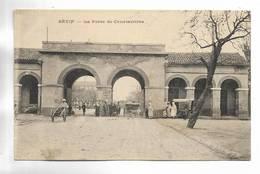 ALGERIE - SETIF - La Porte De Contantine - Belle  Animation. - Sétif