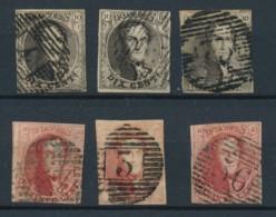 Médaillons – Etat Voir Scan - - 1849-1865 Médaillons (Autres)