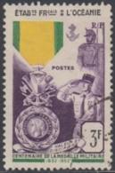 Océanie 1931-1956 - N° 202 (YT) N° 207 (AM) Oblitéré. - Oblitérés