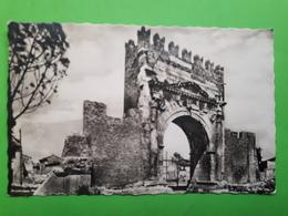 Cartolina - Rimini - Arco D' Augusto - 1945 - Rimini