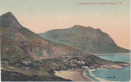 CPA AK Llandudno From Victoria Road Hout Bay Cape Town Kapstadt Kaapstad Fish Hoek Südafrika Afrique De Sud South Africa - South Africa