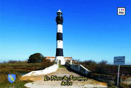 Set 6 Cartes Postales, Phares, Lighthouses Of Europe, France, Arles, Le Phare De Faraman - Vuurtorens