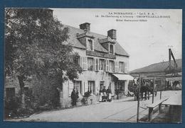 OMONVILLE LA ROGUE - Hôtel Restaurant Siffait - Otros Municipios