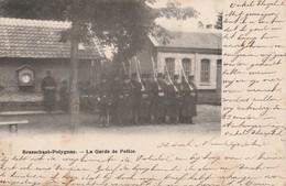 BRSSCHAET-POLYGONE-LA GARDE DE POLICE. - Brasschaat