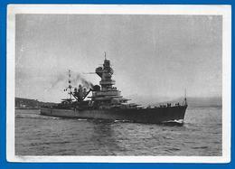 11 Juin 1944 - Croiseur ALGERIE - Salon De La Marine Paris (4661) - Naval Post