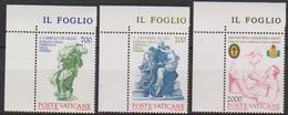 Vatikan 1986 Mi-Nr.894 - 896 ** Postfr. 100.Jahrestag Proklamation Der Hl.Camillo De Lellis(A1874)günstige Versandkosten - Vatican