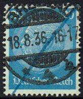 DR,1933, MiNr521, Gestempelt - Gebruikt