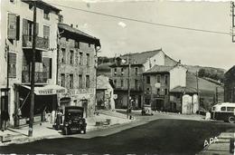 """43 - Pradelles - Avenue De Langogne - """"Cure D' Air Renommée"""" CPSM - Otros Municipios"""