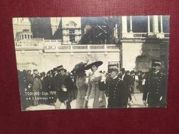 Cartolina Torino Esp 1911 - I Sovrani - 1911 - Cartoline