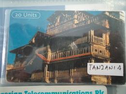 TANZANIA    USED CARDS  LANDSCAPES MONUMENTS - Tanzanie