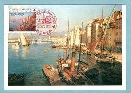 Carte Maximum 1991 - Croix Rouge 1991 - Port De Toulon - YT 2733 - 83 Toulon - 1990-99