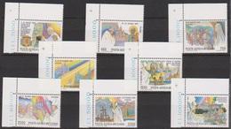 Vatikan 1986 Mi-Nr.899 - 906 ** Postfr.50 Jahre Päpstliche Akademie Der Wissenschaften (A1876)günstige Versandkosten - Vatican