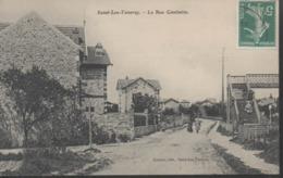 """SAINT-LEU-TAVERNY  """"95"""" __ LA RUE GAMBETTA - Saint Leu La Foret"""
